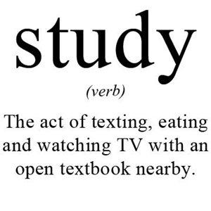 Study (verb)